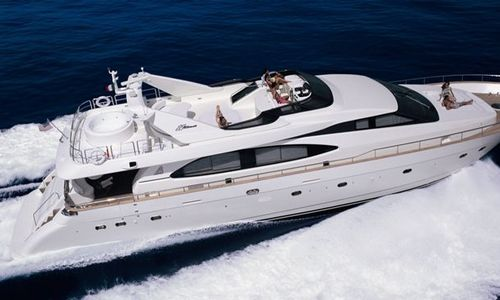 Image of Azimut 85 for sale in Greece for €970,000 (£869,331) Athens, , Greece