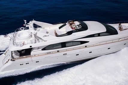 Azimut 85 for sale in Greece for €970,000 (£869,331)