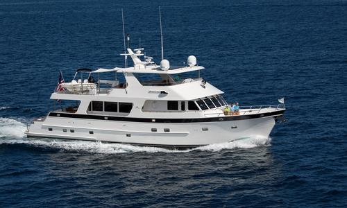 Image of Outer Reef Yachts 820 CPMY for sale in United States of America for $3,795,000 (£2,716,594) Longboat Key, FL, United States of America
