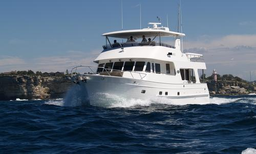 Image of Outer Reef Yachts 650 MY for sale in New Zealand for £2,990,000 Auckland, , New Zealand