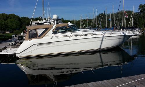 Image of Sea Ray 500 Sundancer for sale in United States of America for $159,000 (£114,719) Buffalo, NY, United States of America