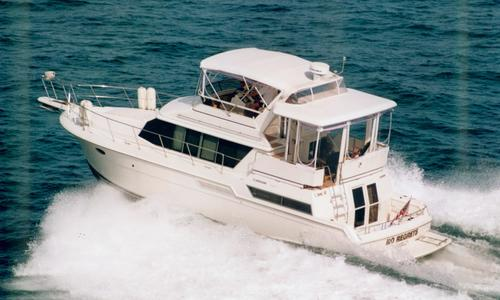 Image of Carver 430 Cockpit for sale in United States of America for $114,900 (£87,151) Fort Lauderdale, FL, United States of America