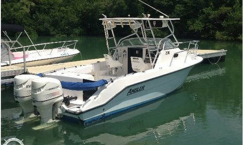 Image of Angler 2500 WA for sale in United States of America for $22,000 (£16,687) Miami, Florida, United States of America
