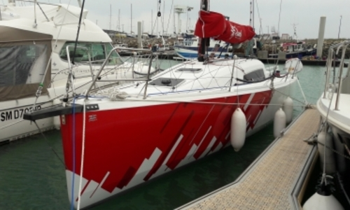 Image of Jeanneau Sun Fast 3600 for sale in France for €210,000 (£188,598) MATIGNON, France