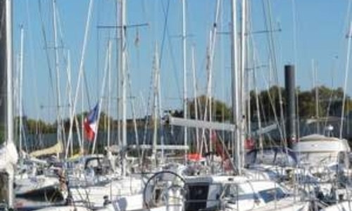 Image of Beneteau Oceanis 34 for sale in France for €66,500 (£59,429) LA ROCHELLE, France