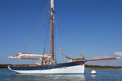 Traditional Luke Powell Gaff Cutter for sale in United Kingdom for £295,000