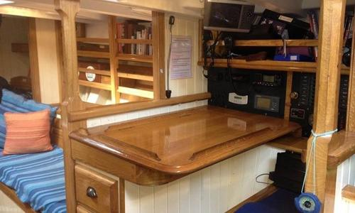 Image of Traditional Luke Powell Gaff Cutter for sale in United Kingdom for £295,000 Southampton, Hampshire, , United Kingdom