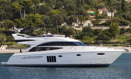 Image of Princess 60 for sale in Finland for €830,000 (£742,922) Finland