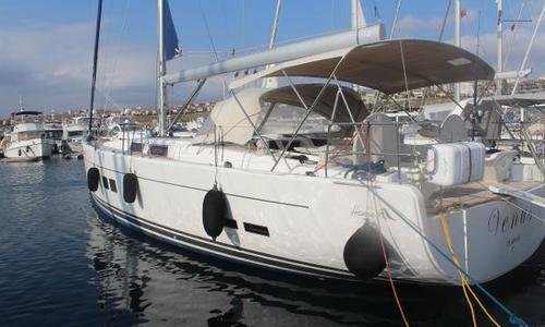 Image of Hanse 575 for sale in Turkey for €415,000 (£365,520) Turkey