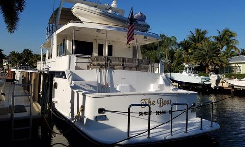 Image of GRAND ALASKAN Flushdeck for sale in United States of America for $710,000 (£537,183) Fort Lauderdale, FL, United States of America
