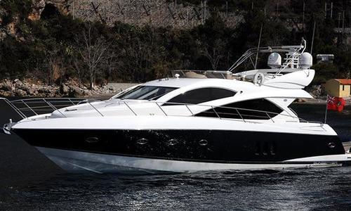 Image of SUNSEEKER Manhattan 60 for sale in France for €549,000 (£488,395) Golfe Juan, France