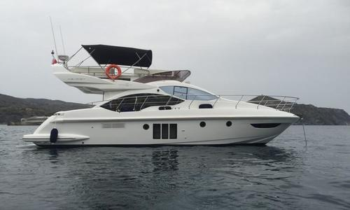 Image of Azimut 45 Flybridge for sale in Poland for €479,000 (£427,320) Italy, Poland
