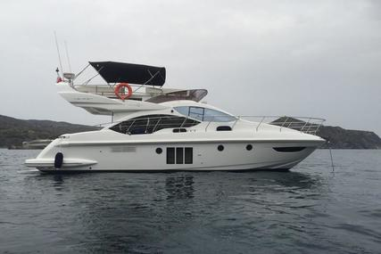 Azimut 45 Flybridge for sale in Poland for €479,000 (£427,320)