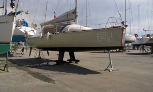 Image of KAIDOZ PLAISANCE KAIDOZ 31 BILGE KEEL for sale in France for €25,000 (£22,153) BREST, France