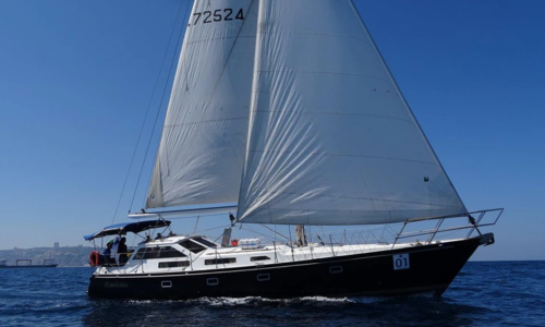 Image of Lidgard 48' for sale in Turkey for €189,000 (£168,608) Turkey
