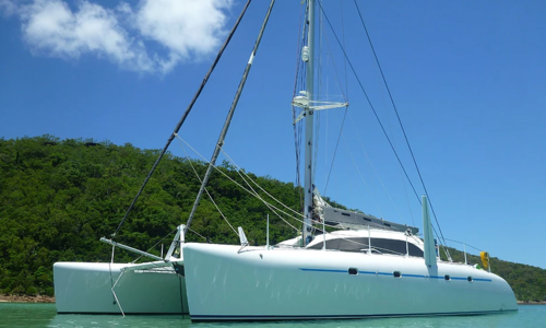Image of Schionning 50 Catamaran for sale in New Zealand for $549,000 (£415,468) New Zealand