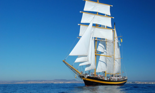 Image of 'Royal Helena' 3 Mast Barquentine for sale in  for £2,900,000