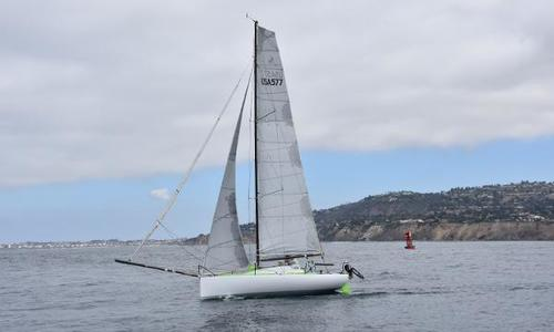 Image of Prototype Mini Transat 6.50 for sale in United States of America for $89,500 (£67,873) Los Angeles, CA, United States of America