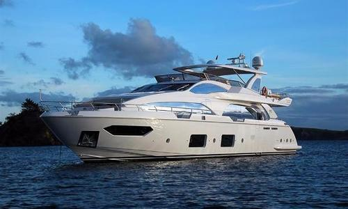 Image of Azimut 100 Grande for sale in Italy for €6,650,000 (£5,864,715) San Remo, Italy