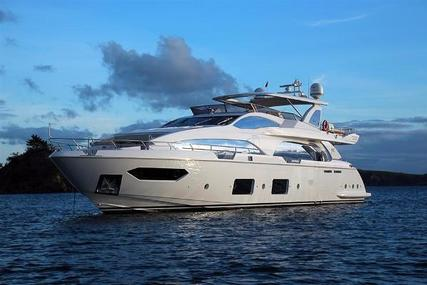 Azimut 100 Grande for sale in Italy for €6,650,000 (£5,825,056)