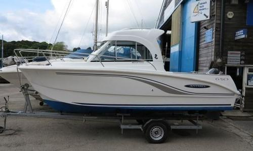 Image of Beneteau Antares 650 HB for sale in United Kingdom for £18,200 Plymouth, United Kingdom