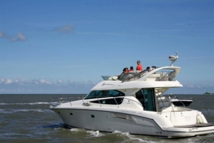 Prestige 42 for sale in Belgium for €162,500 (£144,400)