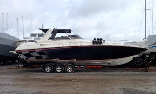 Image of Fountain 38 Express Cruiser for sale in Canada for $219,000 (£158,859) Toronto, Canada