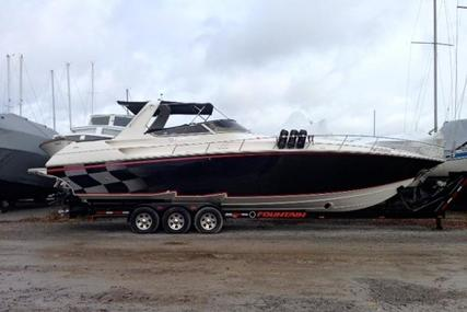 Fountain 38 Express Cruiser for sale in Canada for $219,000 (£157,189)