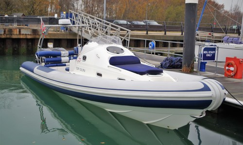 Image of Ribtec 1050 Cabin RIB GT2 for sale in United Kingdom for £129,950 South Coast, United Kingdom