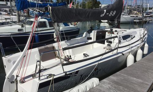 Image of J Boats J/88 for sale in United Kingdom for £99,000 Lymington, Hampshire, , United Kingdom