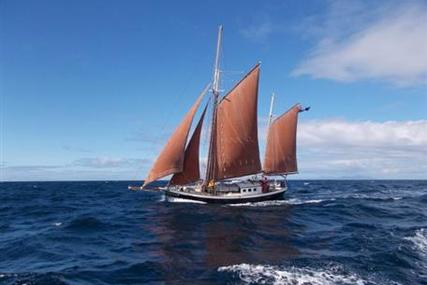 Traditional Gaff Steel Ketch for sale in United Kingdom for £99,999