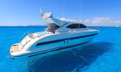 Image of Mangusta 72 for sale in Spain for €890,000 (£788,406) Spain