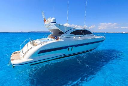 Mangusta 72 for sale in Spain for €889,000 (£780,194)