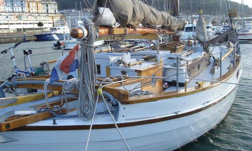 Image of Traditional Colin Archer type Gaff Cutter for sale in Portugal for €68,000 (£59,867) Portugal