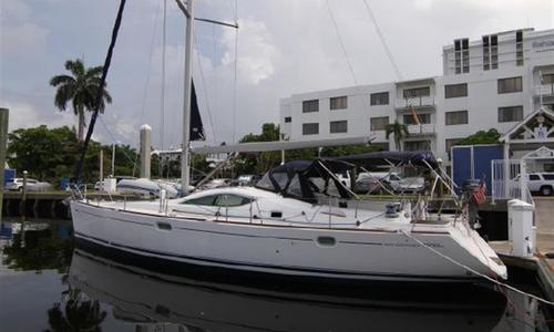 Image of Jeanneau 49 DS for sale in United States of America for $199,000 (£150,941) Ft. Lauderdale, United States of America