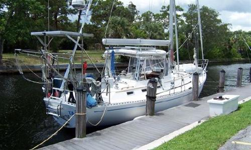 Image of Hylas 44 Center Cockpit Sloop for sale in United States of America for $149,900 (£113,698) Ft. Lauderdale, United States of America