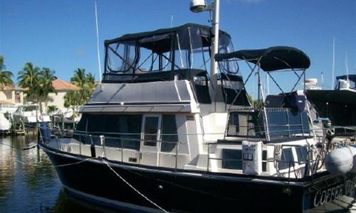 Image of Sabreline Fast Trawler for sale in United States of America for $99,900 (£75,862) Moore Haven, FL, United States of America