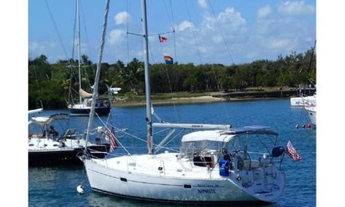 Image of Beneteau Oceanis 361 for sale in Bahamas for $85,000 (£64,504) Green Turtle Cay, Bahamas