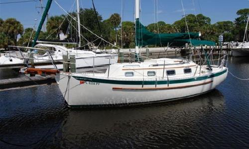 Image of Pacific Seacraft Dana 24 for sale in United States of America for $62,500 (£47,406) Melbourne, FL, United States of America
