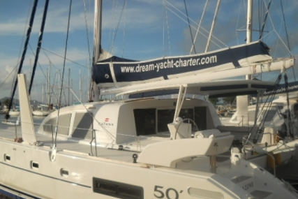 Catana 50 for sale in France for €500,000 (£437,993)