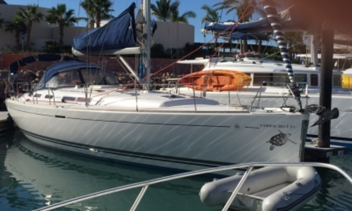 Image of Dufour 455 GRAND LARGE for sale in Mexico for €120,000 (£105,527) LA PAZ, Mexico