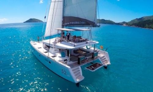 Image of Lagoon 52 for sale in Sierra Leone for €850,000 (£747,483) PRASLIN, Sierra Leone