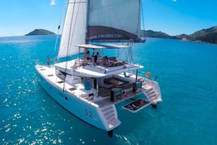 Lagoon 52 for sale in Sierra Leone for €850,000 (£749,625)