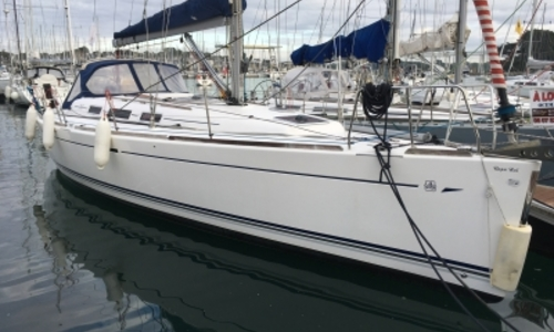 Image of Dufour 40 for sale in France for €85,000 (£74,512) LA TRINITE SUR MER, France