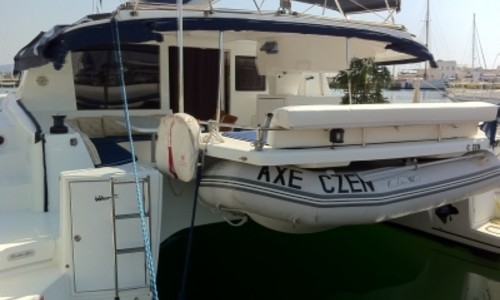 Image of Fountaine Pajot Salina 48 for sale in Croatia for €400,000 (£356,818) TROGIR, Croatia