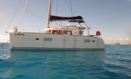 Image of Lagoon 400 for sale in Sierra Leone for €220,000 (£196,418) PRASLIN, Sierra Leone