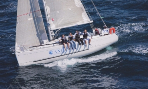 Image of Beneteau First 34.7 for sale in France for €64,900 (£56,924) COGOLIN, France