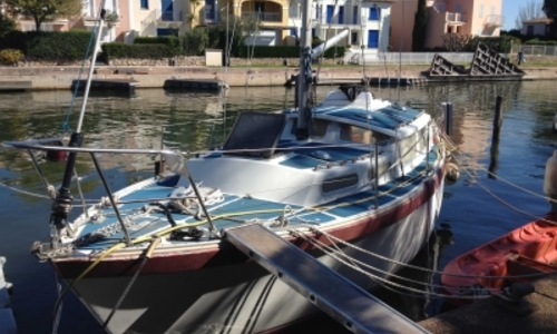 Image of TRIDENT MARINE TRIDENT 30 VOYAGER for sale in France for €9,000 (£7,935) COGOLIN, France