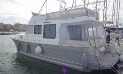 Image of Beneteau Swift Trawler 34 for sale in France for €235,000 (£209,569) LE CAP D'AGDE, France