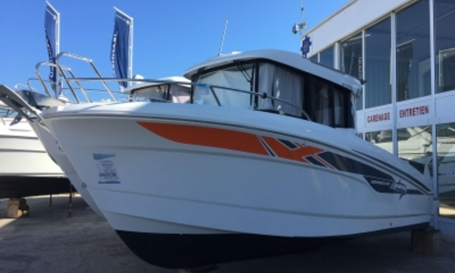 Image of Beneteau Barracuda 7 for sale in France for €50,600 (£45,349) LE CAP D'AGDE, France